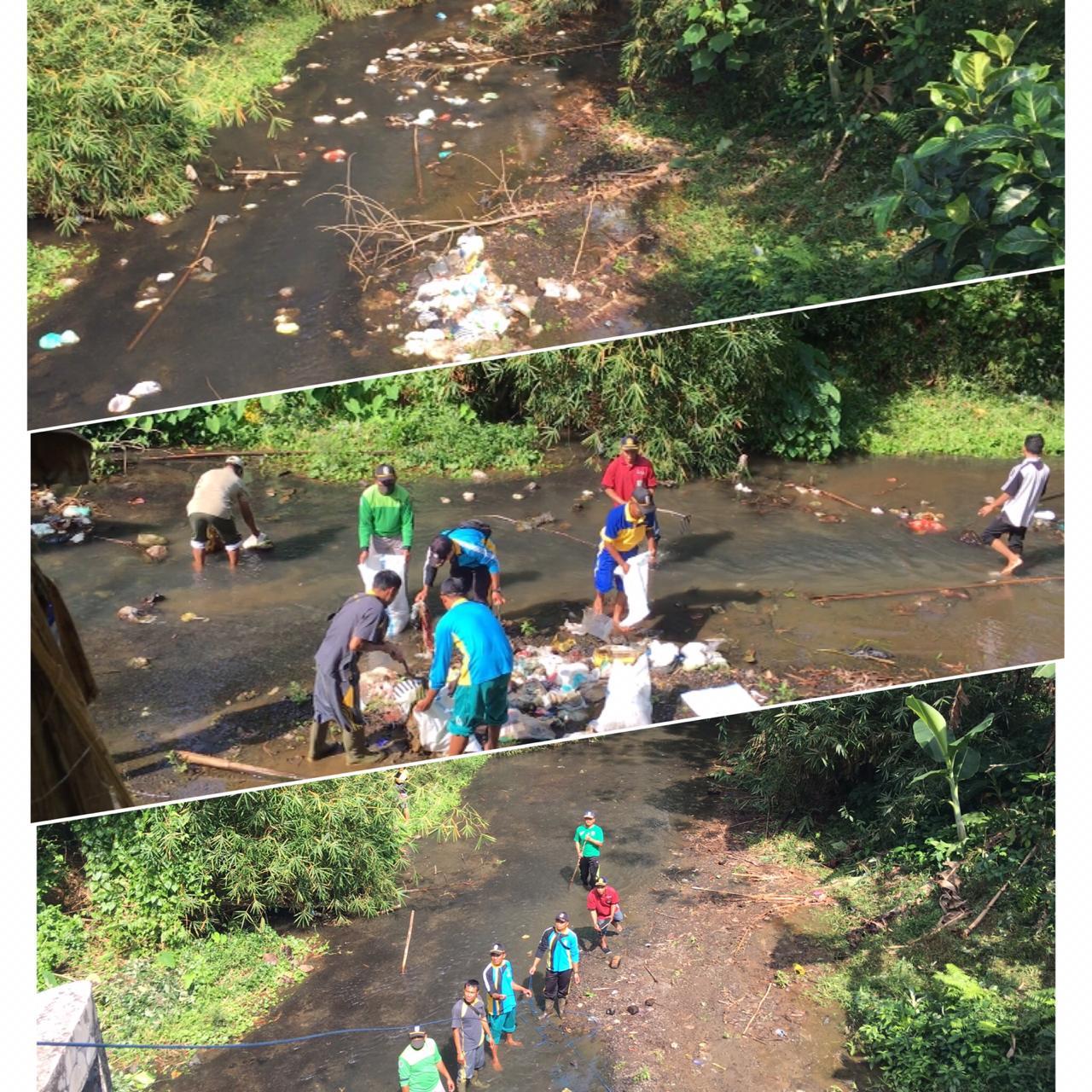 WCD 2019 : Momentum Kecamatan Tempursari bangun sinergitas positif perangi sampah